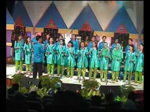 Koir Perkhidmatan Awam Negeri Sabah 2003 - Bersatu Selamanya