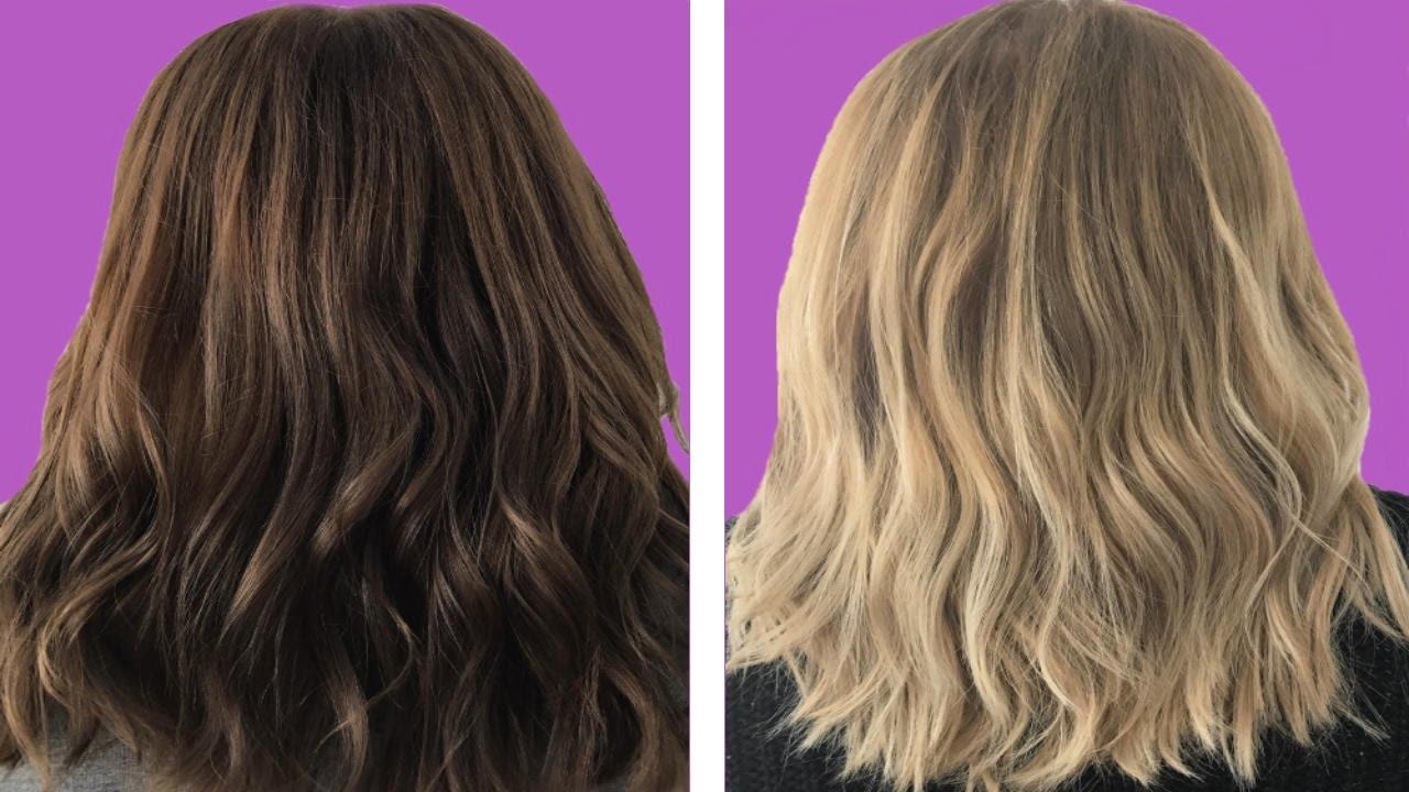 Using Hydrogen Peroxide To Lighten Hair Anexa Beauty