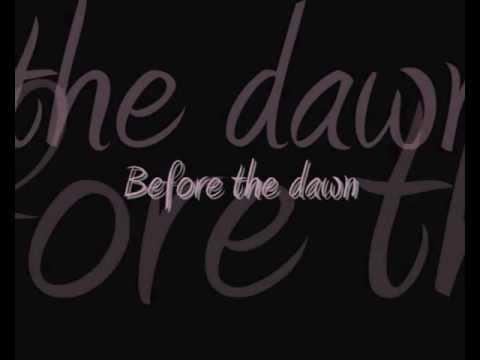 Before the Dawn  Evanescence lyrics
