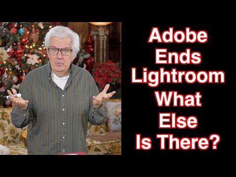 Adobe Ends LightRoom