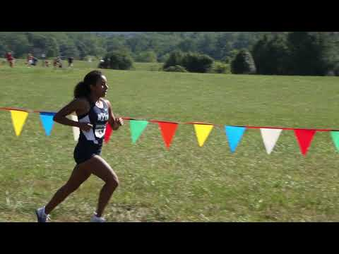 Women's Cross Country - 2016 Virginia Panorama Farms Invitational
