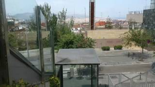 El Coll lift to C/Santuari, El Carmel, Barcelona