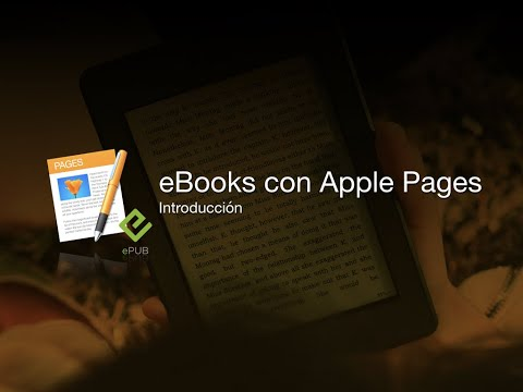 EBooks Con Apple Pages