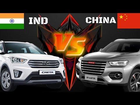 Top 10 Most Selling Car INDIA VS CHINA