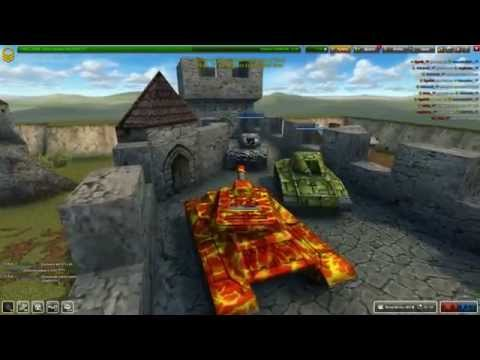Стрим по игре Tanki Online (20.04.2014) - Диллерон