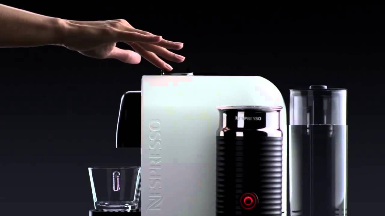 Nespresso Machine Cafe
