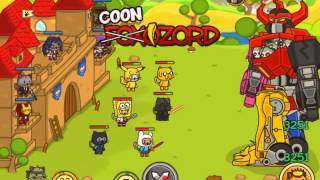 StrikeForce Kitty: Last Stand костюмы и все боссы