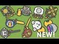MOOMOO.IO - NEW HATS! TANK GEAR + WINDMILL HAT & MORE! NEW HAT DESIGNS (Moomoo.io Update)