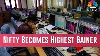 Nifty Rises Above 10,400; Sensex Reclaims 38,000; Kotak Bank Top Gainer