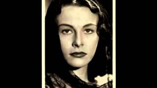 Ilse Werner - Sing ein Lied, wenn Du mal traurig bist