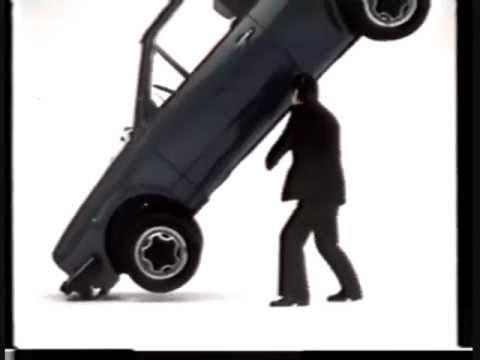 Classic Ads: VW Polo with Burt Kwouk