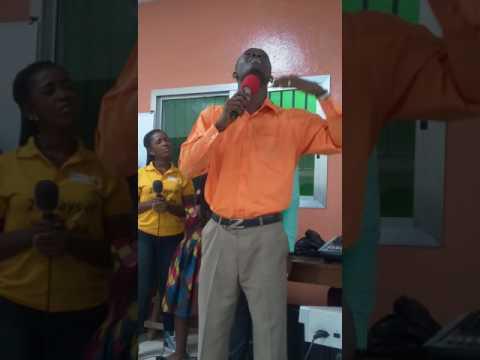 Christian Re-Creation Ministries live at Samaritan Purse Liberia