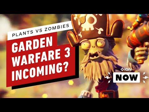 Plants vs Zombies Leak Suggests Garden Warfare 3 in Development - IGN Now