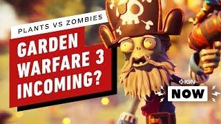 Plants vs Zombies Leak Suggests Garden Warfare 3 in Development - IGN Now