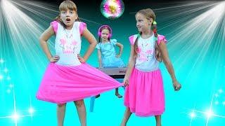 Марго и Ника хотят одно и тоже платье