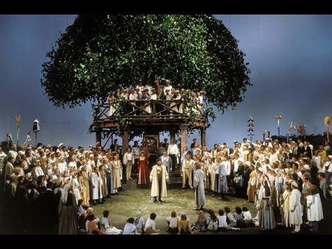 Wagner: Die Meistersinger von Nürnberg Akt 1-2.- H.Stein, Weikl, Jerusalem, Prey, Clark