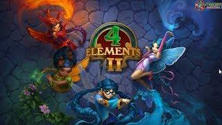 4 Elements II (2011 Playrix, PC) - 01 of 16: Air - Pegasus (Level 01~04)[1080p60]