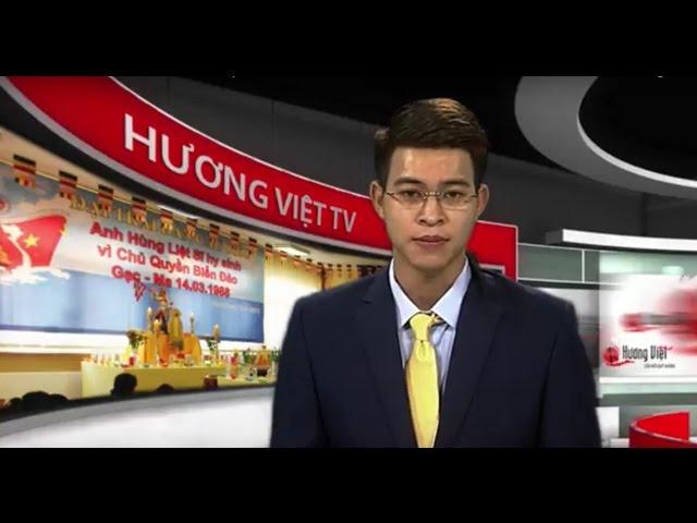 VIDEO: Người Việt tại Đức tổ chức Lễ cầu siêu tri ân các liệt sĩ đã hy sinh tại Đảo Gạc Ma