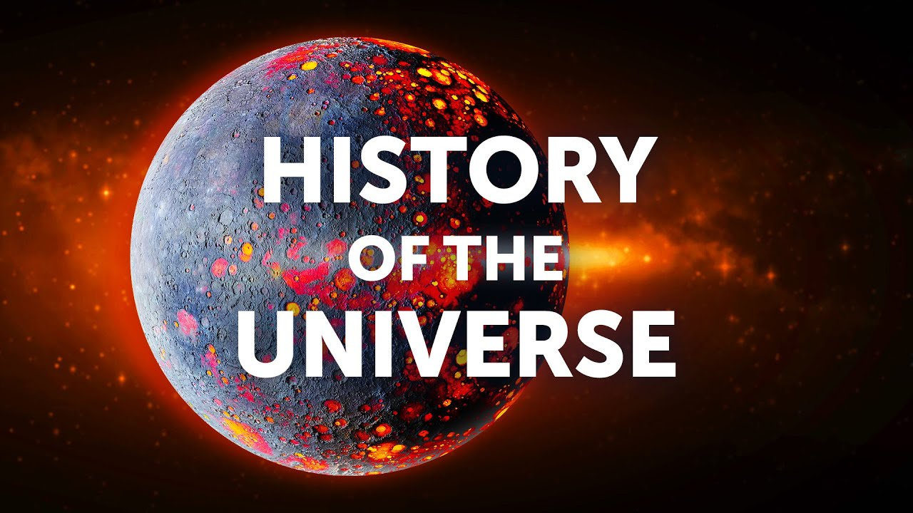 The Entire History of the Universe in 8 Minutes