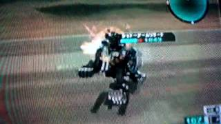 Shield Liger de Axel Bembewnuti en Zoids New Guardian Force