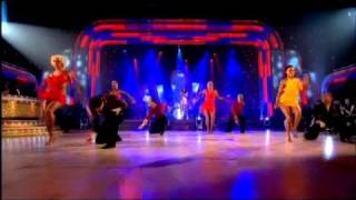 Alesha Dixon The Boy Does Nothing Strictly Come Dancing Live