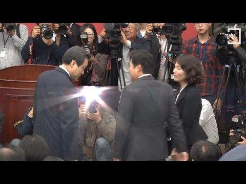 [경향신문]김무성 대표가 극찬했다는 전희경 사무총장 강연 들어보니...