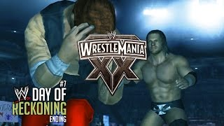 WWE Day of Reckoning Story Mode Ep 7 ENDING | WRESTLEMANIA MAIN EVENT