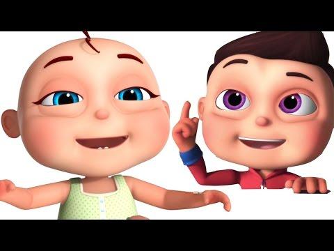 Aakesi Pappesi Nursery Rhymes - Minnu and Mintu Telugu Rhymes For Children