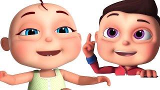 Aakesi Pappesi Telugu Rhymes - 3D Animation - Telugu Rhymes For Children