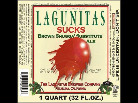 Lagunitas Sucks 32oz (chug!) Challenge - 8% ABV