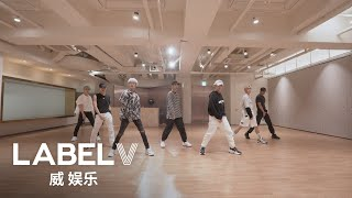 WayV 威神V 'Bad Alive (English Ver.)' Dance Practice