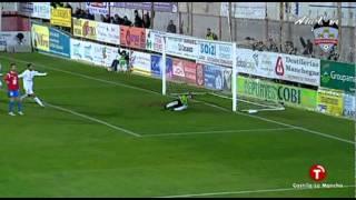 Goles: La Roda 1 - Albacete 3