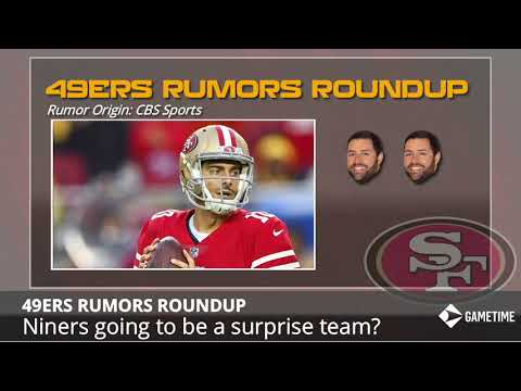 San Francisco 49ers Rumors: Latest On Marquise Goodwin Extension, Allen Robinson, & Aqib Talib from YouTube · Duration:  9 minutes 47 seconds