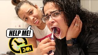 Being My Girlfriend's PERSONAL ASSISTANT FOR 24 HOURS!!!