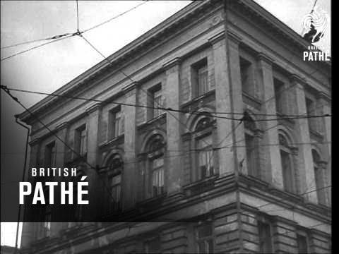 Journey To Helsingfors / Helsinki, Finland (1946)
