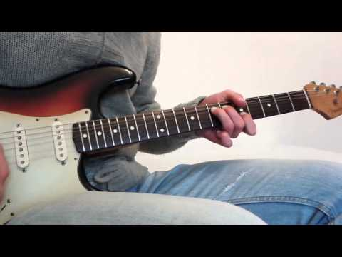 Manic Depression (Jimi Hendrix) - Note for Note Cover