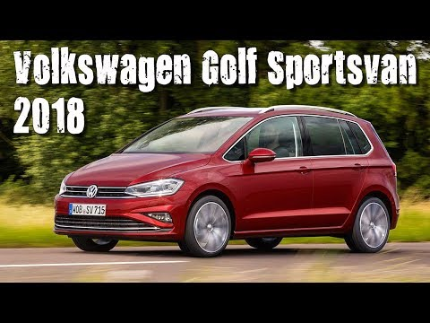 new 2018 volkswagen golf sportsvan review mk 7 5 youtube. Black Bedroom Furniture Sets. Home Design Ideas