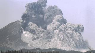 Mount St. Helens - Initial Explosion