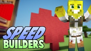 FIRST PLACE!!!!!!! | Minecraft Speed Builders
