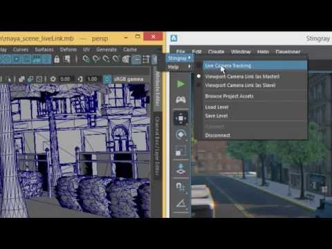 Introducing The Autodesk Stingray 3D Game Engine