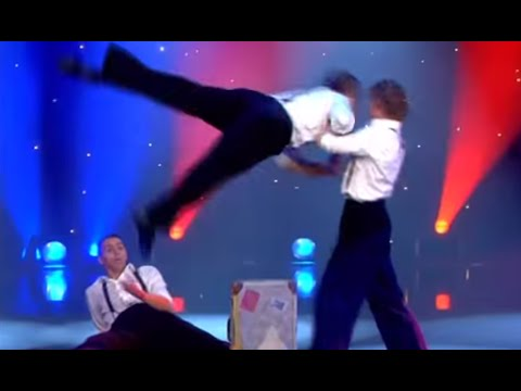 Little Brothers - Acrobatic Act - The world greatest Cabaret