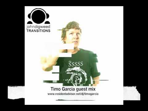 John Digweed Transitions radio TIMO GARCIA 1hour guest mix