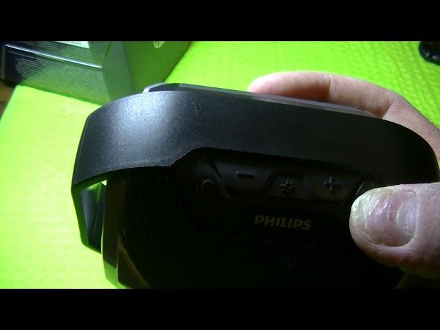 Philips SB300B 00 черный купить от 1299 грн. в интернет магазине недорого,  сравнить цены, отзывы, видео обзоры 7fc99a96878