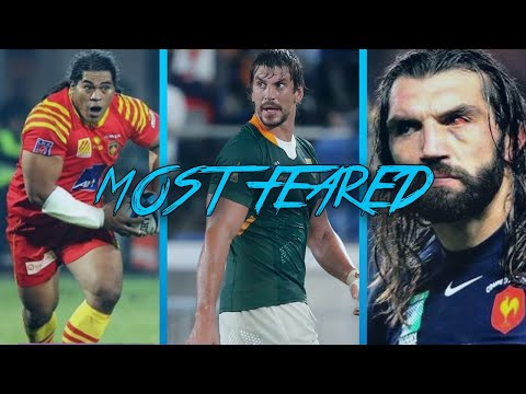 Most Feared Players In Rugby History