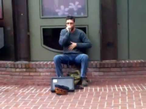 Berkeley Beat boxing