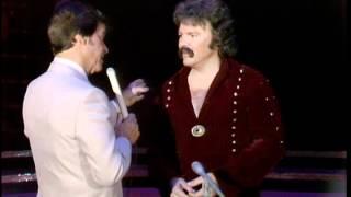 Dick Clark Interviews Tom Johnston - American Bandstand 1981