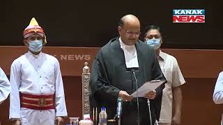 Oath Taking Ceremony Of Justice Mohammad Rafiq As Chief Justice Of Orissa High Court