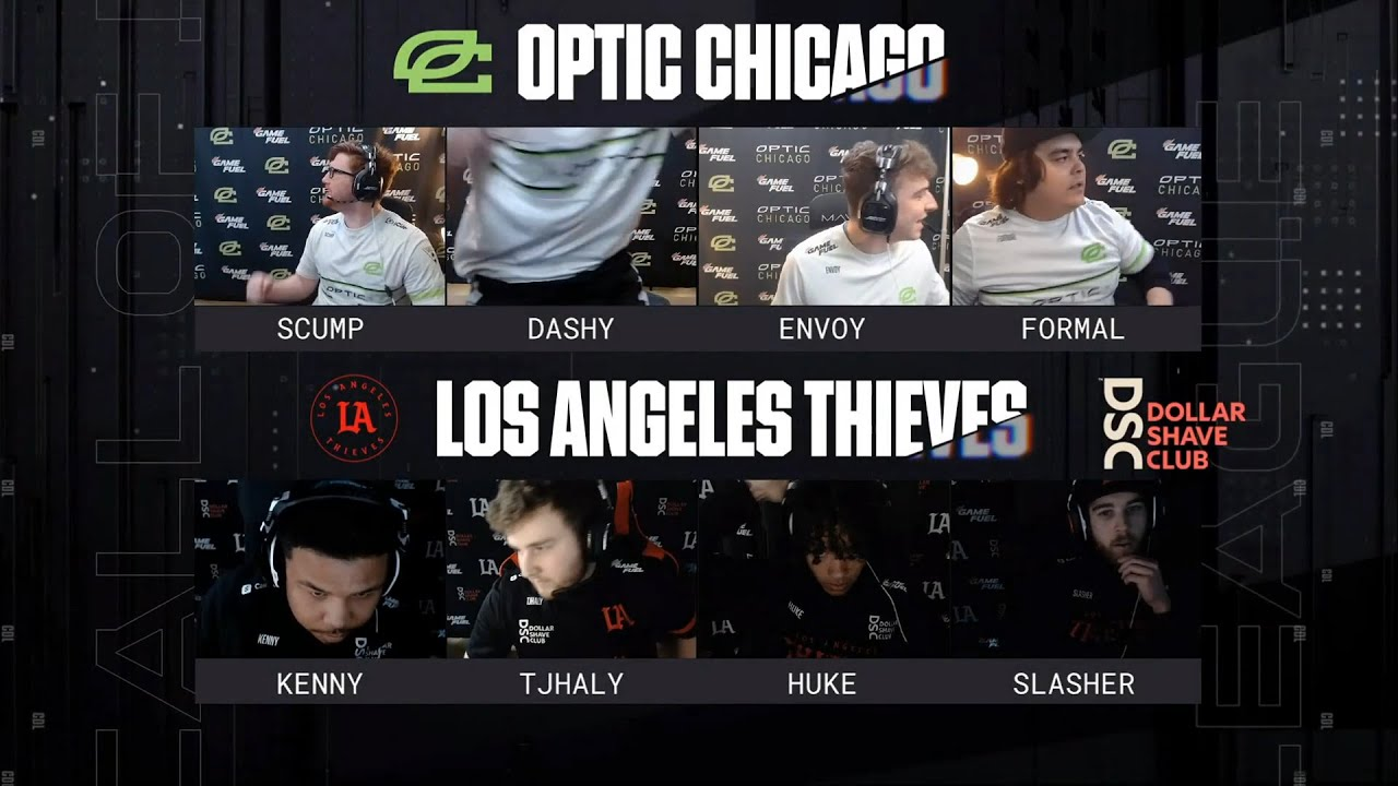 OPTIC EMBARRASS LAT IN CONTROL!! | ULTRA ARE LOOKING INSANE!! | CDL Highlights