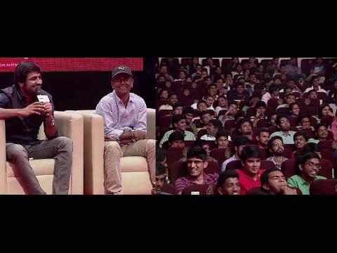"""Vijay Fans Endless Roar.. When Actor Sathish Says """"Vijay Anna"""" Name"""