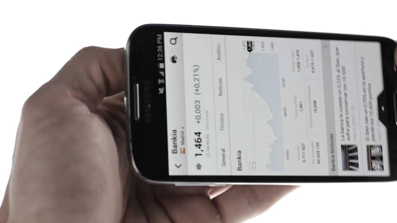 Aplicaciones forex android